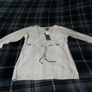 Oh baby by maternity grey sweater